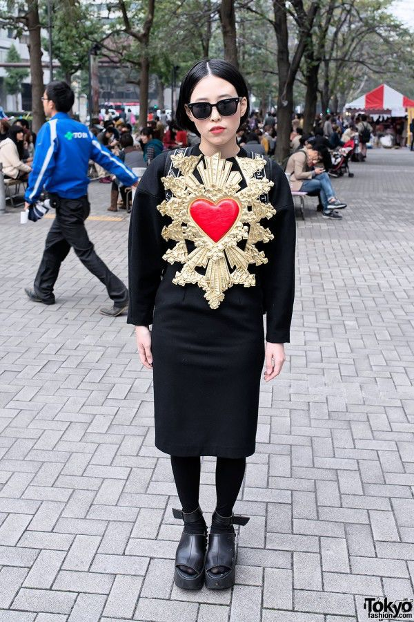 Fashion on the Streets of Japan