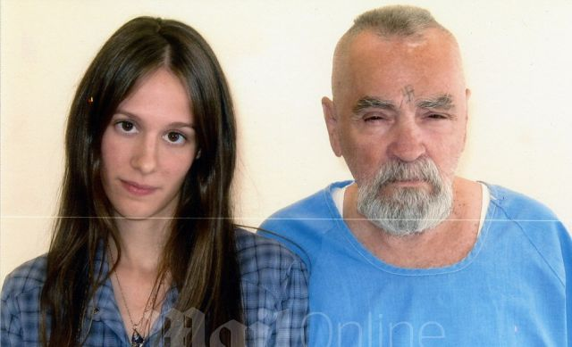 25-Year-Old Girl Wants Serial Killer Charles Manson as Her Husband