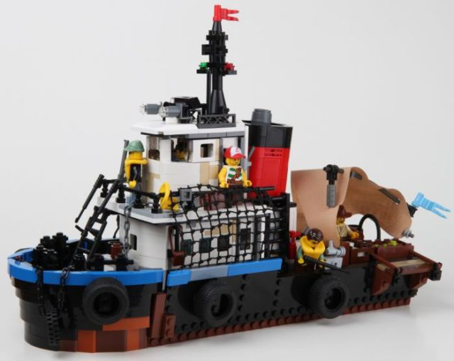 Cool Things Made Entirely Out of Lego