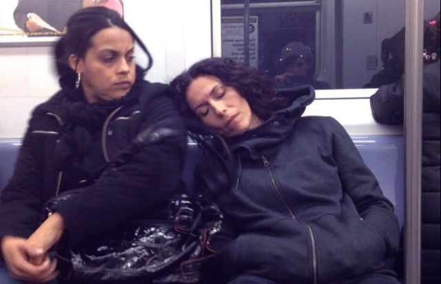 Sleeping on a Stranger