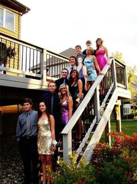 Totally Hilarious Prom Photos