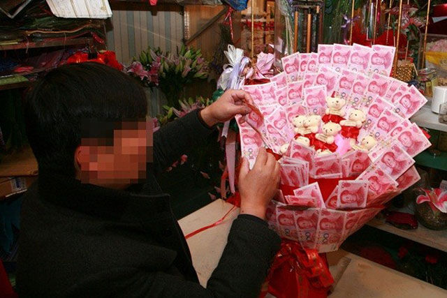 How Chinese Businessmen Propose
