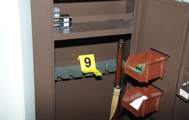 Inside the Bedroom of a Mass Murderer