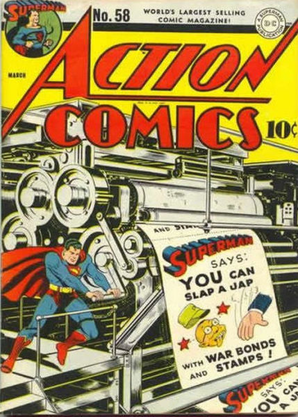 Old Comic Book Covers That Are Kinda Offensive Now