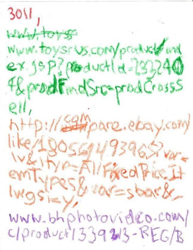 A Modern Day Santa's Letter