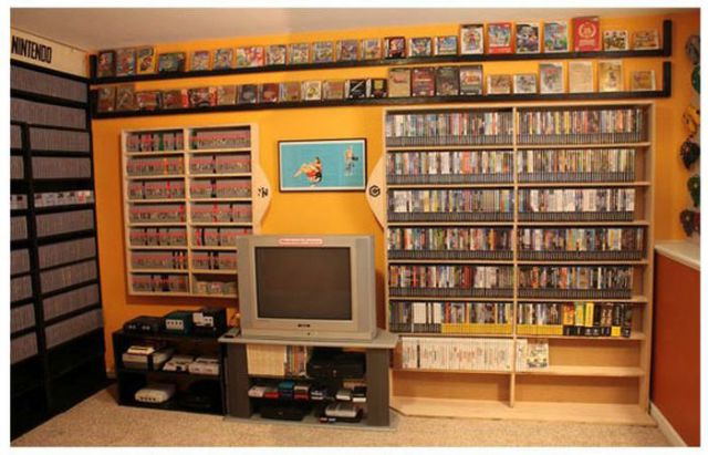 A Shrine to Retro Gaming
