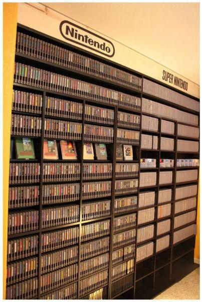 A Shrine to Retro Gaming
