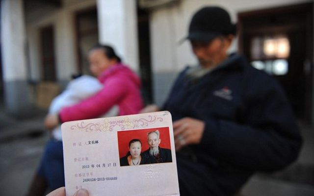 Elderly Chinese Man's Unlikely Life
