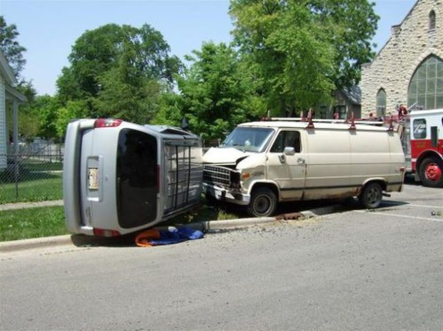 Strange and Unusual Accidents and Incidents