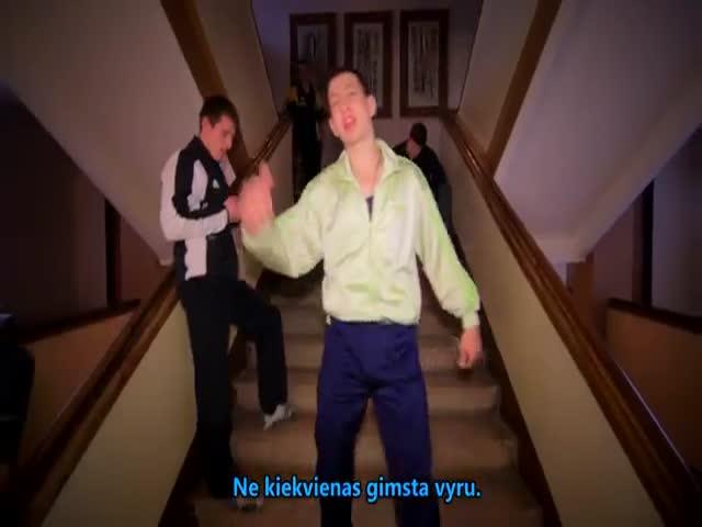 Eastern European Men School