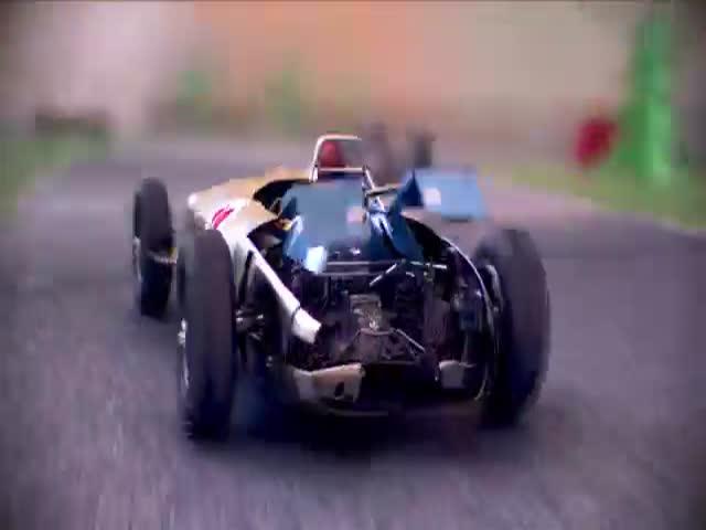 Evolution of F1 Cars