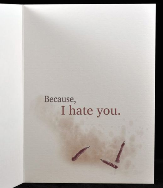 Funny Greeting Cards That Are Perfect for Your Enemies