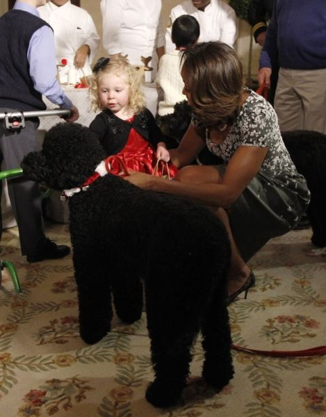 The Story behind the Most Important Michelle Obama Photo Ever