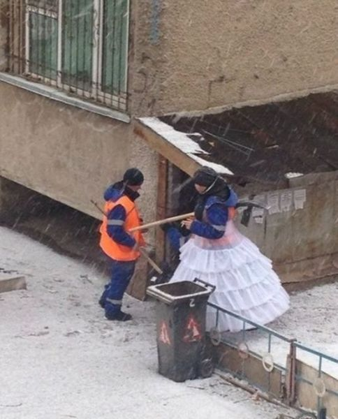 This Is How It's Done Russian Style…