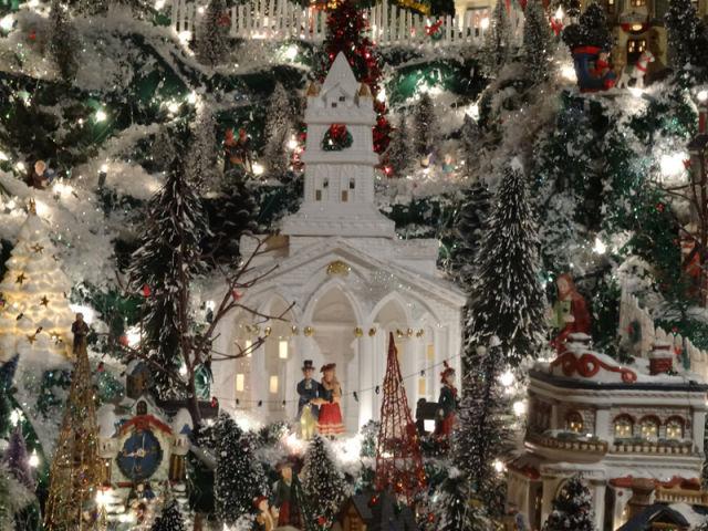 An Impressive Little Town That's in the Full Christmas Spirit