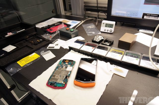 The Making of the World's Most Expensive Phone