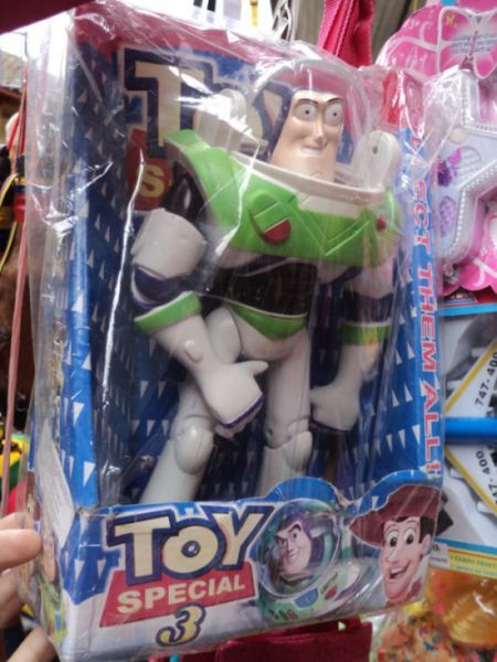When Knockoffs Go Horribly Wrong