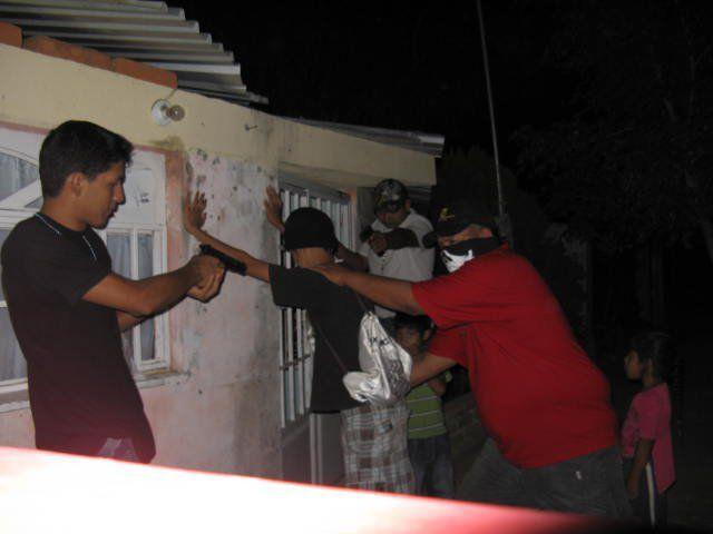 A Mexican Cartel's Family Fun as Seen on Facebook