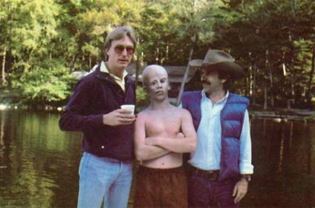 Backstage Photos from Famous Film Sets