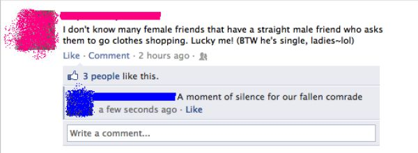 Do You Recognise the Friendzone?