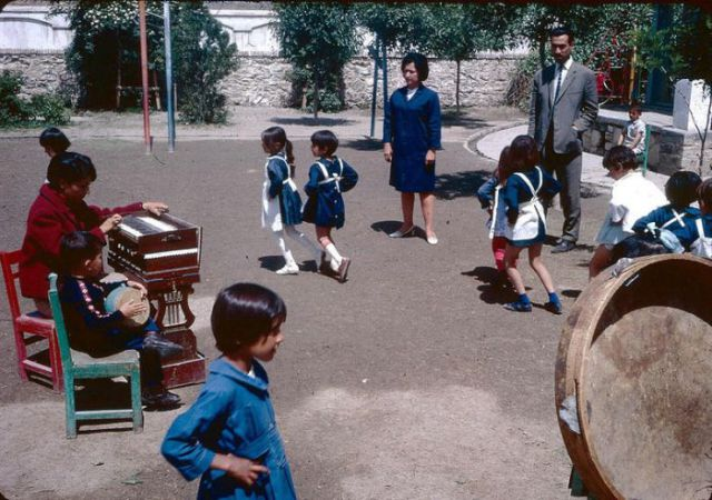 Revealing Photos from a Peaceful Pre-War Afghanistan