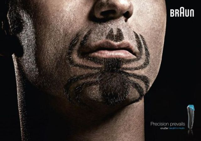 The Best Print Adverts Created This Year