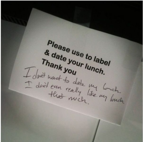 This Is How to Write a Passive Aggressive Note in Style