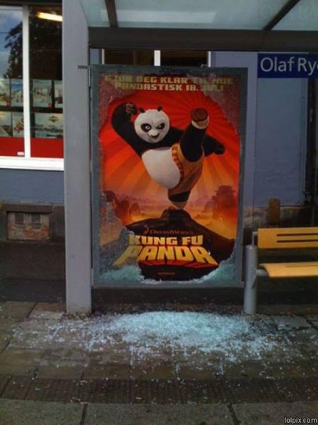 Let's All Do the Kung Fu Hustle