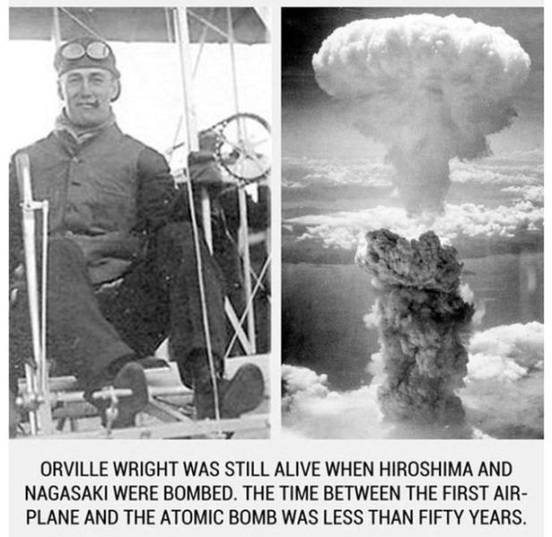 Momentous Historic Events That Actually Occurred at the Same Time