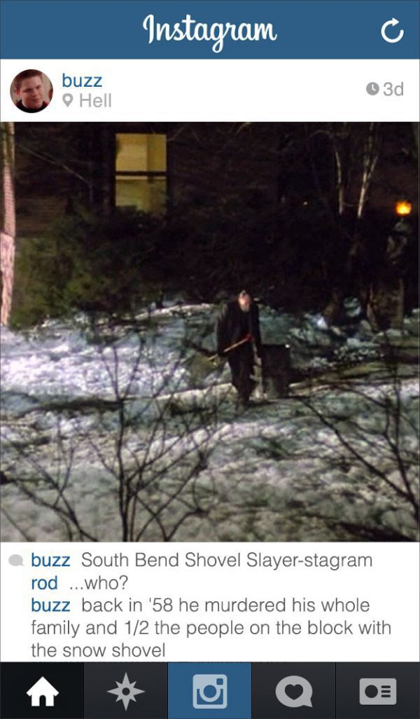 "What ""Home Alone's"" Buzz would Post on Instagram"