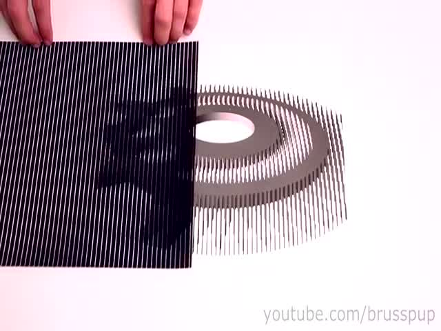 Cool Animated Optical Illusions #3