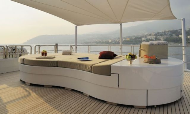 The Luxury Yachts That are Rich People's Play Toys