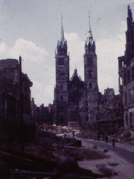 Vintage Colour Photos Taken in the Years of World War II