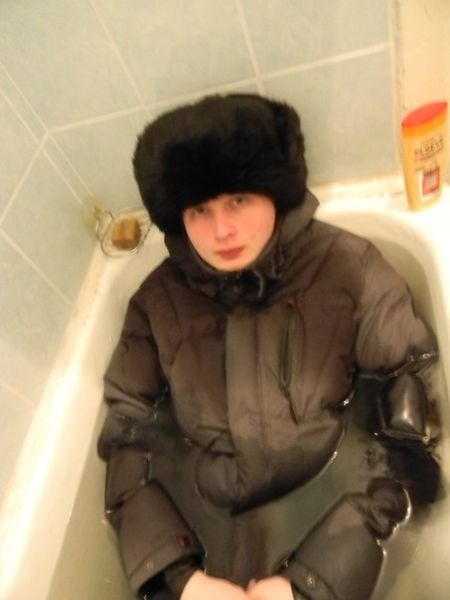 You Can Always Trust Russian Social Networks to Have the Weirdest Pics