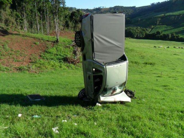 A Highly Unusual Car Crash