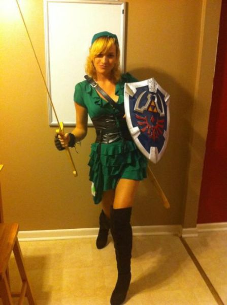 Creative Costumes for Halloween and Cosplay