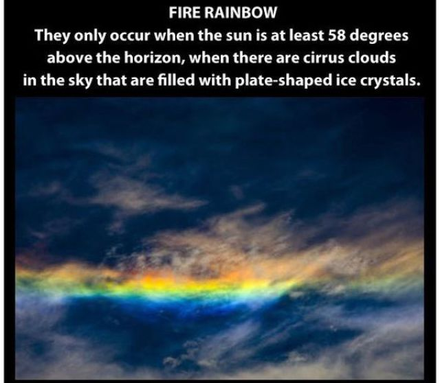 Natural Phenomenon's That Are Super Awesome