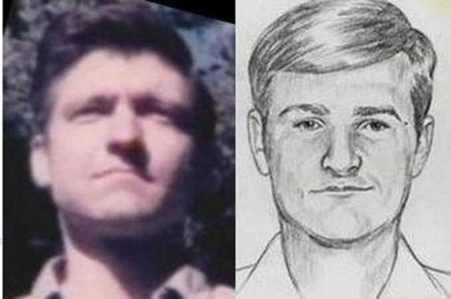 Police Sketches Compared to Actual Mugshots