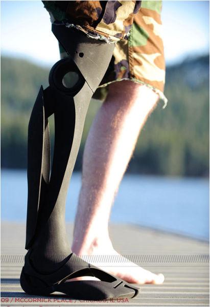 Edgy Designer Prosthetics
