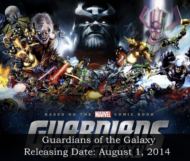 Highly Anticipated Movie Releases for 2014