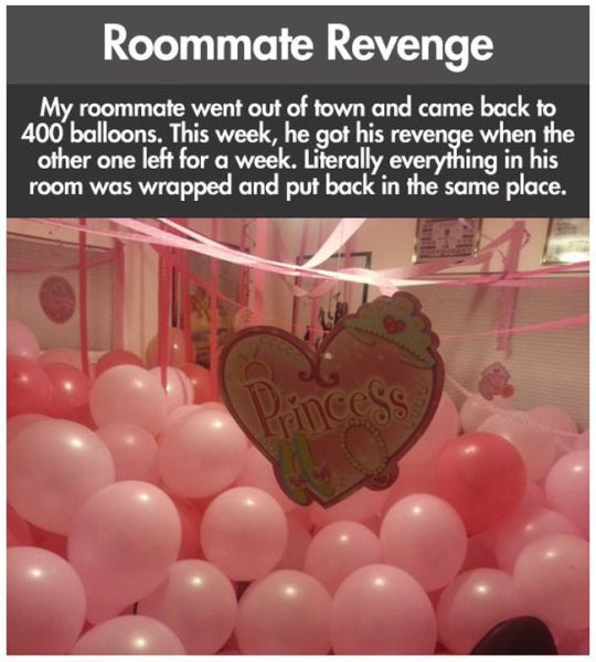 A Festive Christmas Season Prank to Play on Your Roommate