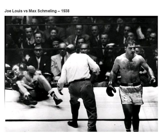 Epic Sporting Photos from Years Gone By