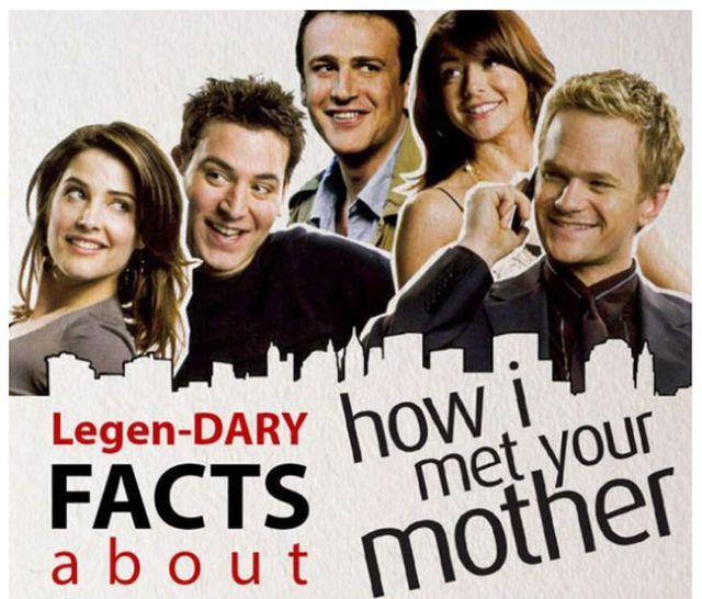 """Every Minor Thing You Might Want to Know about """"How I Met Your Mother"""""""
