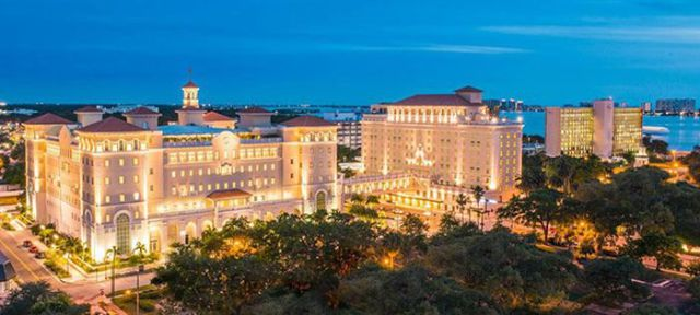 Scientology's New Lavish Multimillion Dollar Headquarters in Florida