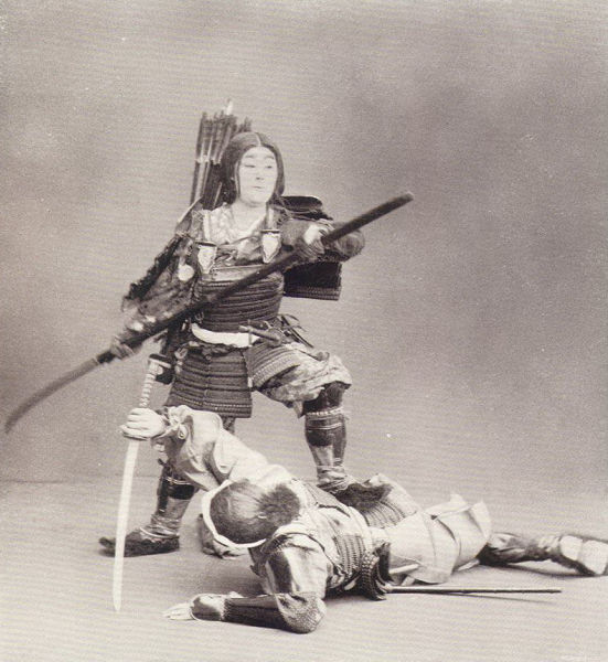 Authentic Photos of Real-Life Samurais