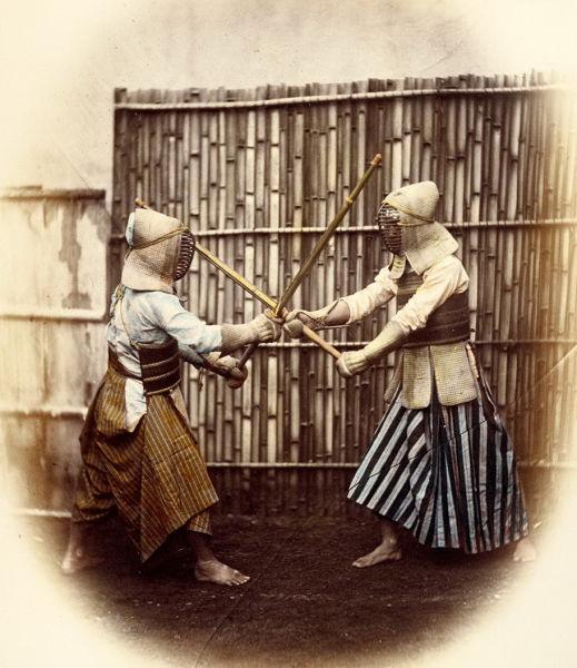 Authentic Photos of Real-Life Samurais