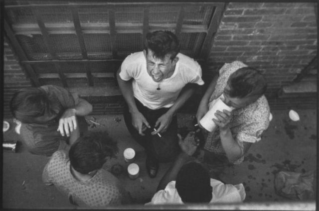 Classic Old Photos of a Brooklyn Gang in the Summer of '59