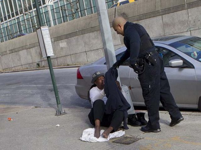 The Kindest Act of One NYC Police Officer