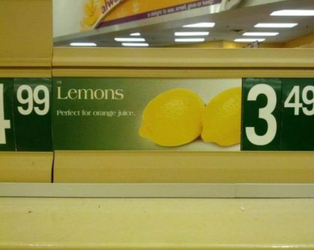 Weird and Baffling Signs That Will Make You Look Twice