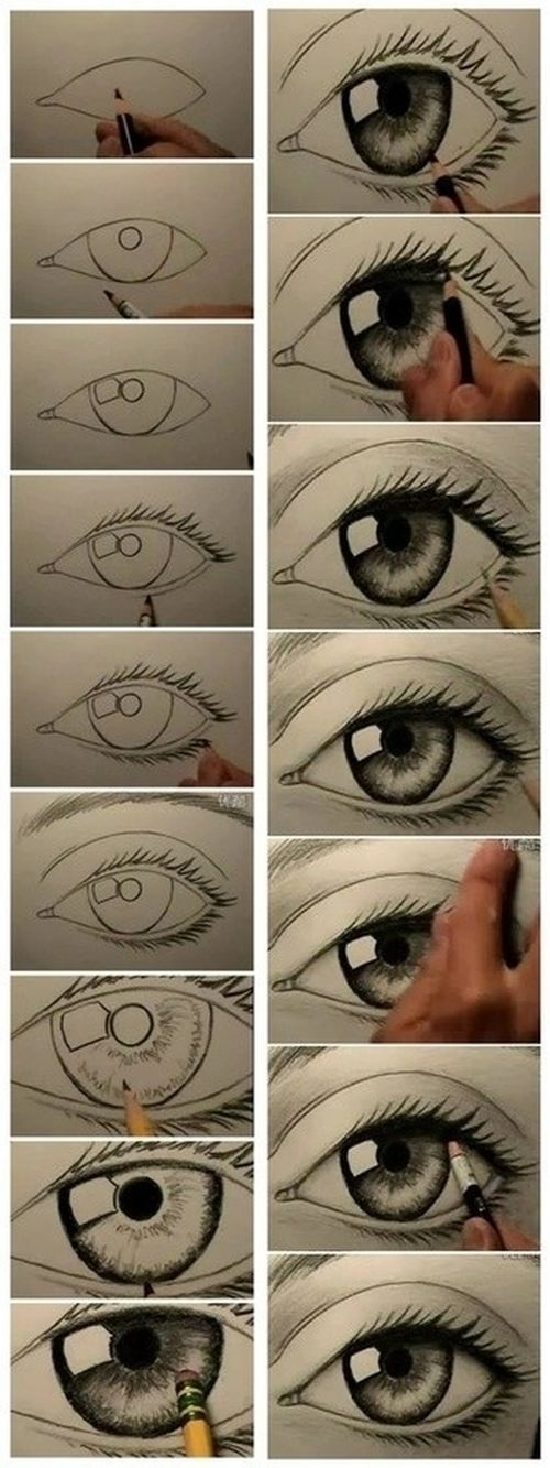 Drawing Made Easy... Well Sort Of